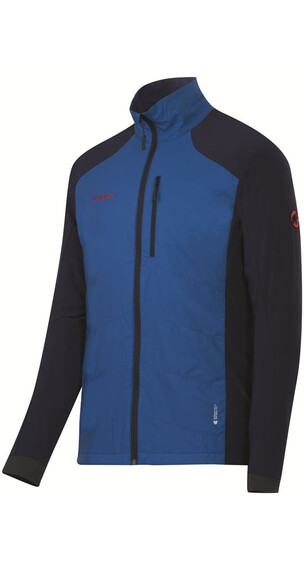 Mammut M's Foraker Hybrid Light Jacket Dark Cruise-Dark Indigo